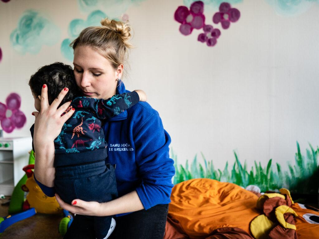 L'accueil des familles